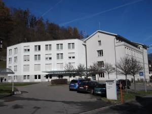 Spital Thusis sucht eine Pflegehilfe.
