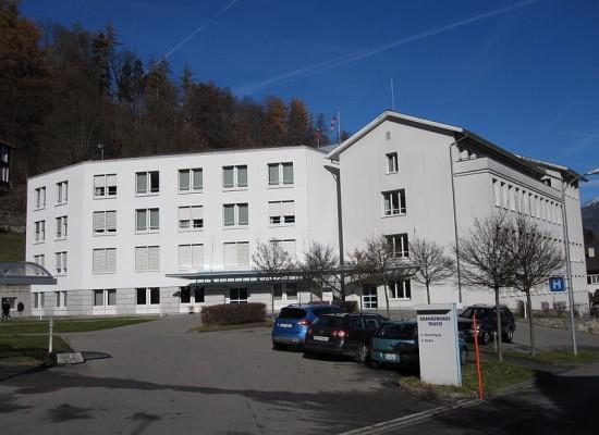 Spital Thusis: Unter den besten Spitälern der Schweiz