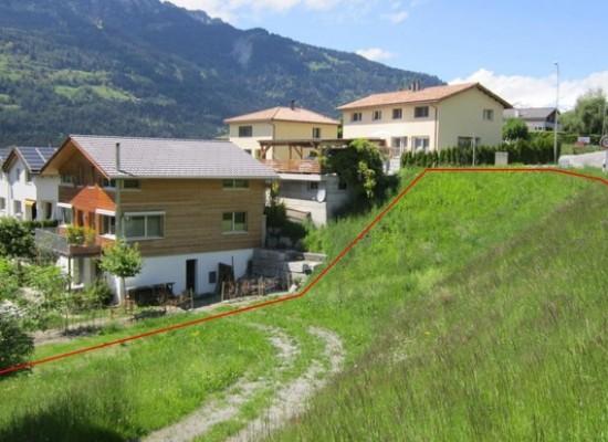 Paspels: Bauland zu verkaufen