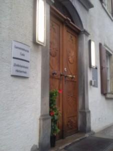 Die Gemeindeverwaltung Cazis gibt die Öffnungszeiten über die Feiertage bekannt.
