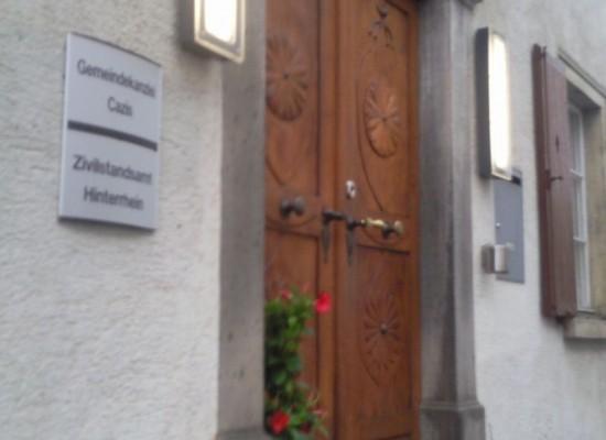 Gemeinde Cazis: