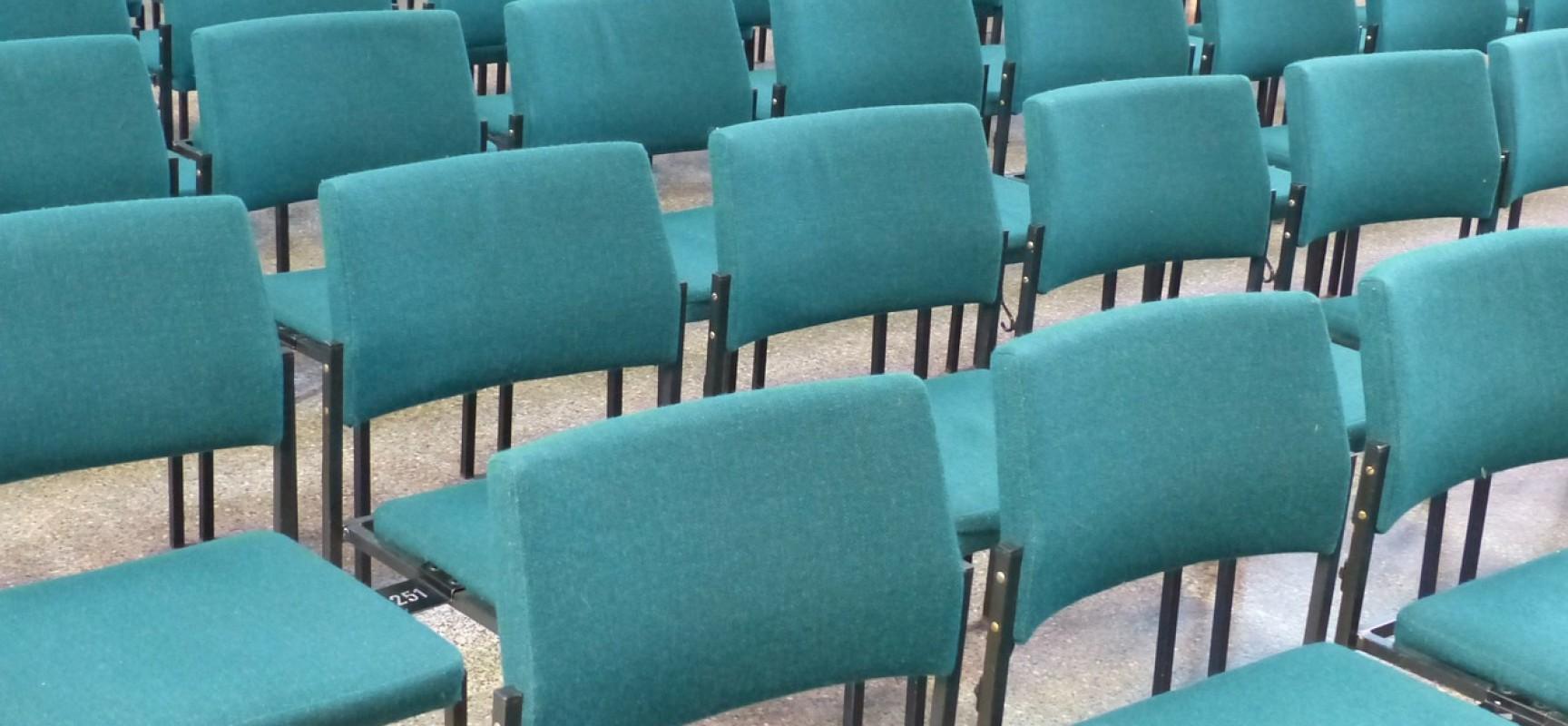 Delegiertenversammlung der Gemeindekorporation Hinterrhein