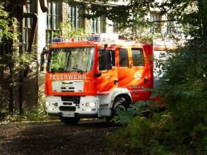 4. Kaderübung der Feuerwehr Cazis. (Symbolbild)