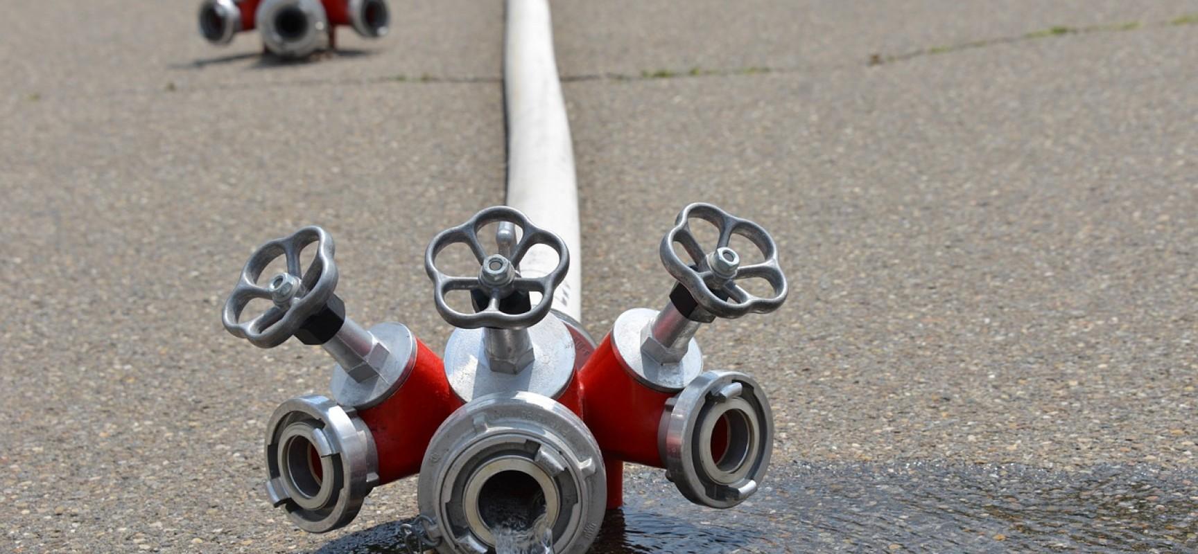 Feuerwehr Cazis trainiert wieder