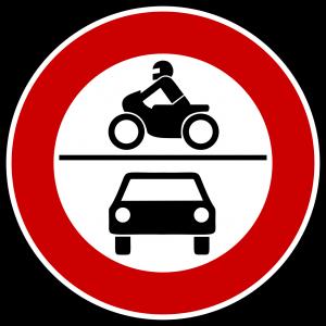 Gemeinderat beabsichtigt Verkehrsbehinderungen. (Symbolbild)