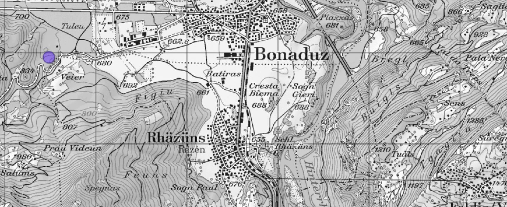 """Gemeindeversammlung Bonaduz: Erschließung """"Bot Mulins"""""""