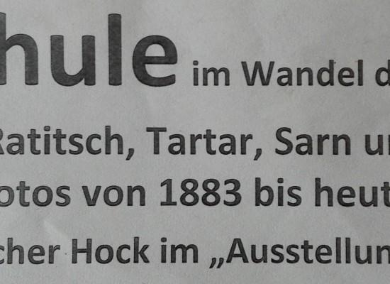 """""""Unsere Schule im Wandel der Zeit"""""""