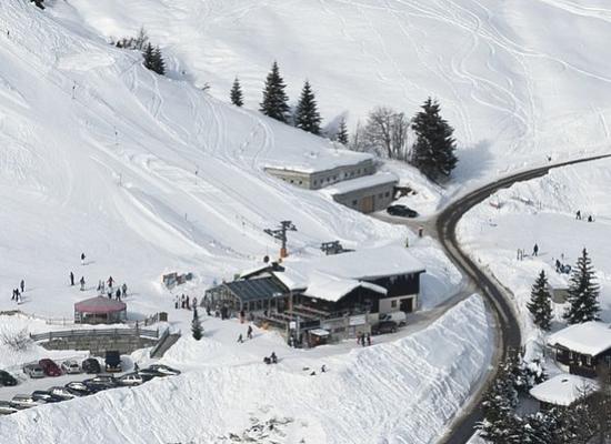 Bergrestaurant Skihütte bietet eine offene Stelle
