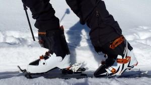 Freies Skitourentraining am Heinzenberg. (Symbolbild)