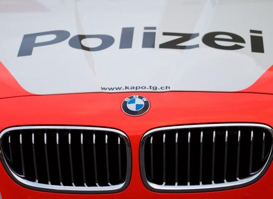 Rekrutierung der Polizeischule 2017/18