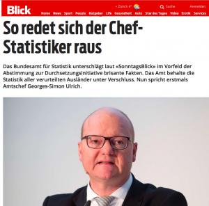 Bildschirmfotoausriß: Blick.ch