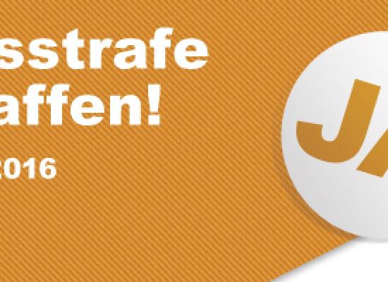 CVP Graubünden für die Abschaffung der Heiratsstrafe