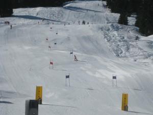 Schneesportfest am Heinzenberg mit Staffetten. (Symbolbild)