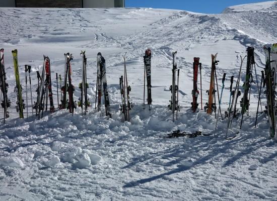 Schneesportfest in Sarn