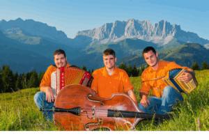 Trio Duranand im Gasthaus Waldheim. (Bild: Gasthaus Waldheim)