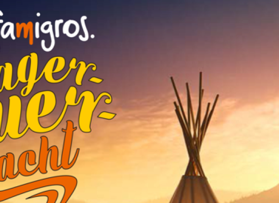 Die Migros lanciert eine Veranstaltung für die ganze Familie