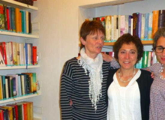 Regionalbibliothek Thusis versammelte sich