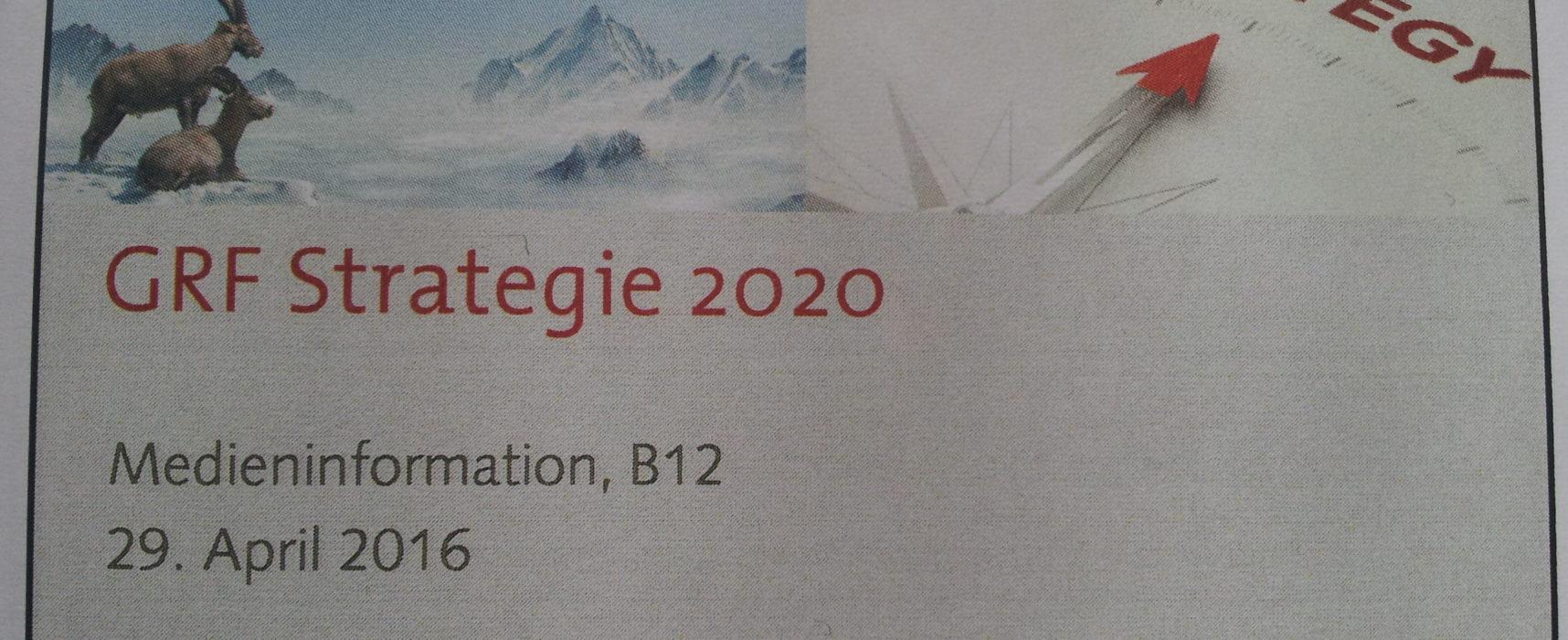 Graubünden Ferien stellt Strategie 2017 bis 2020 vor