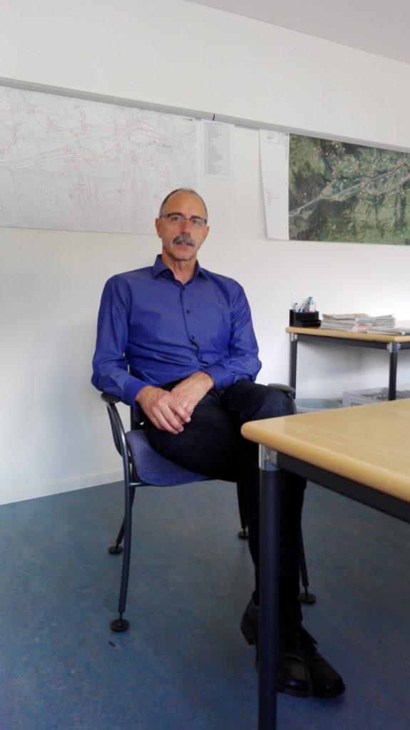 Georges Ulber ist neuer Leiter des Abfallbewirtschaftungsverbandes Mittelbünden (AVM)