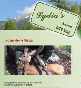 Bild: Webseite Lydias kleine Metzg, Thusis