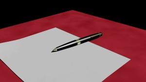 Fragebogen bitte ausgefüllt retournieren. (Symbolbild)