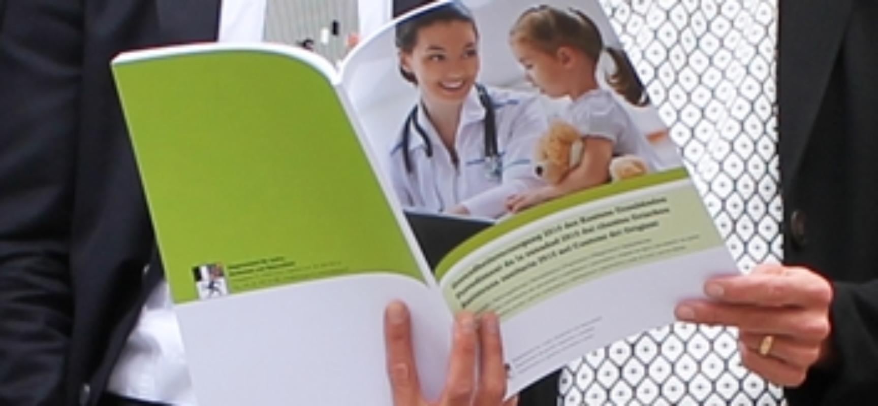 Neuer Bericht zur Gesundheitsversorgung Graubündens