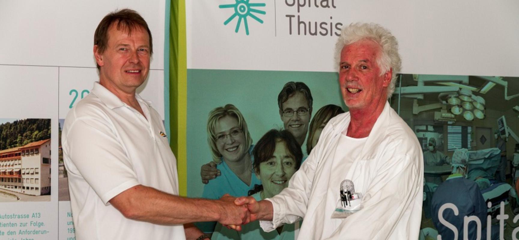 Dr. Dirk Meves wird neuer Chefarzt
