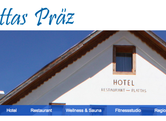 Hotel in Cazis zu verkaufen