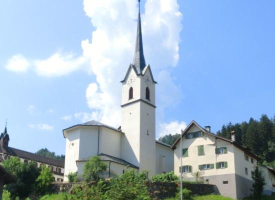 Kloster Cazis erhält neuen Dauer-Auftrag