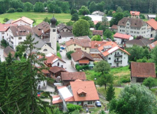 Gemeinde Domleschg : Beni Putzi geht