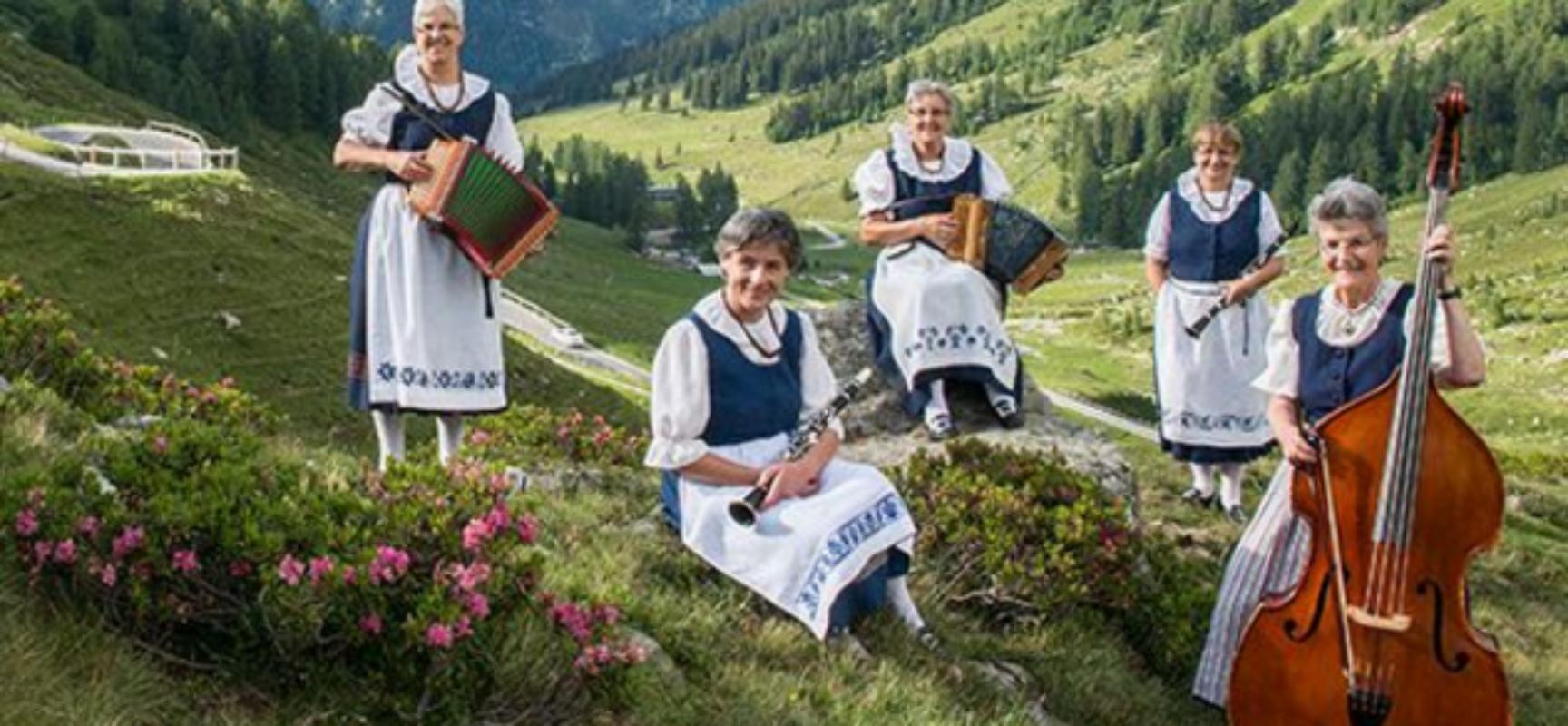 Fürstenaubruck: Musigsunntig im Domleschg