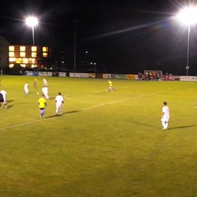 Pokal-Spiel FC Thusis/Cazis gegen FC Bischofszell