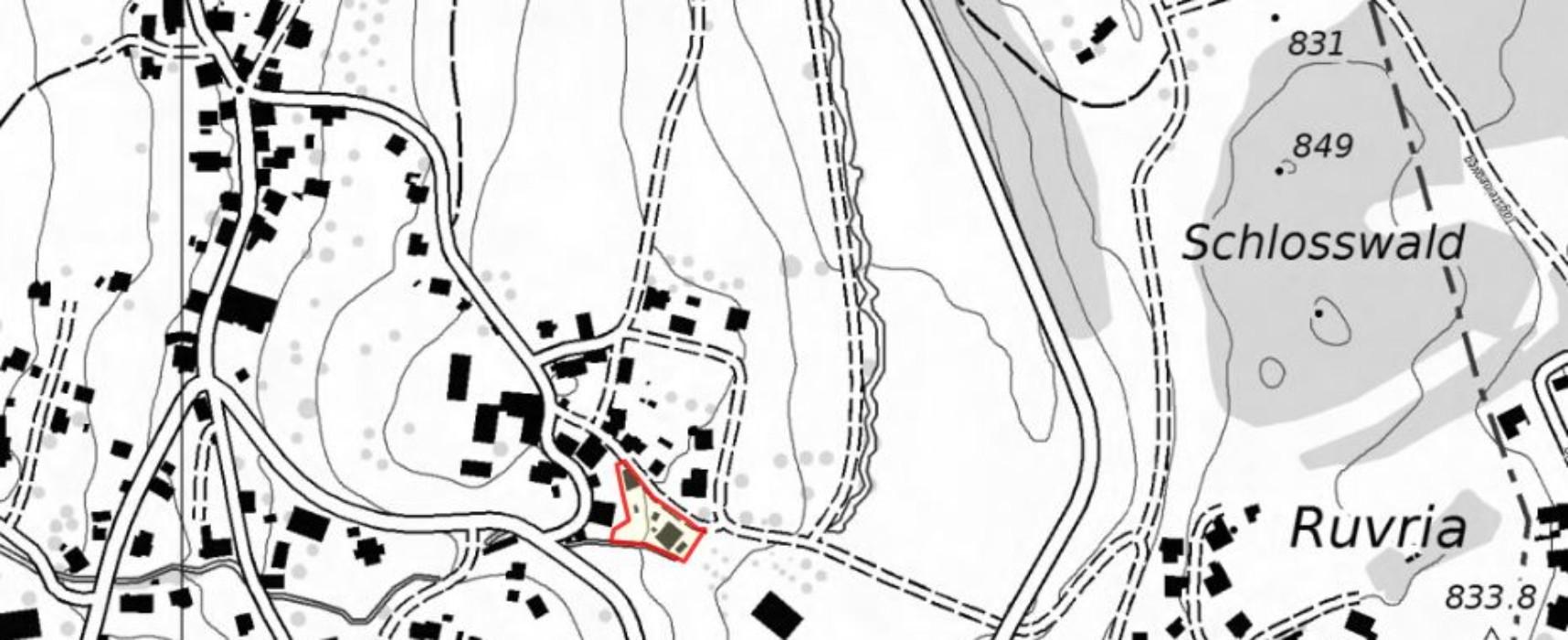 Gemeinde Masein bewilligt Abriß von Stall