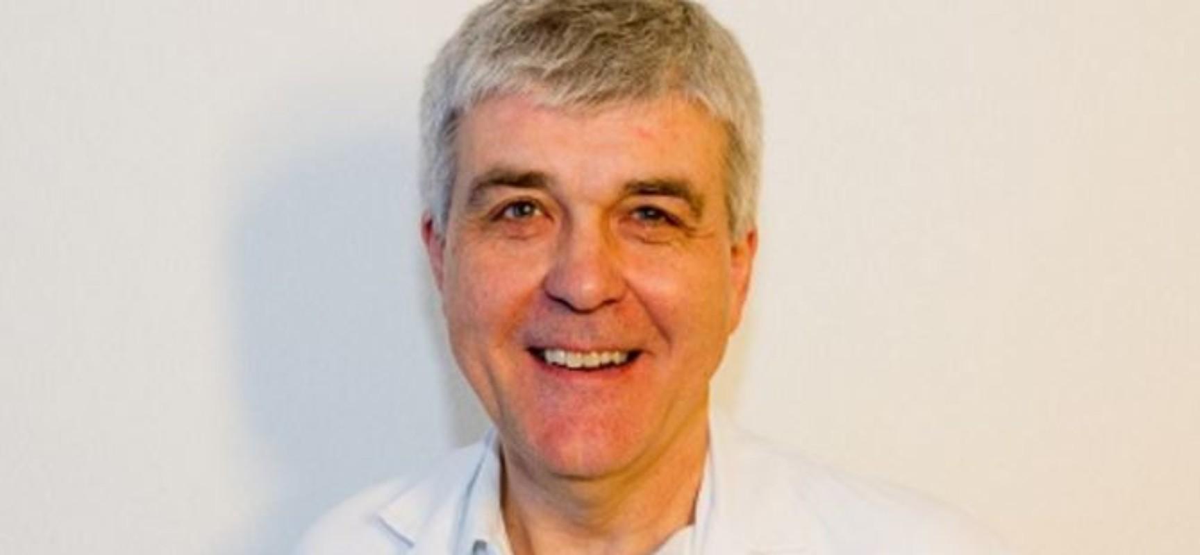 Dr.med. Renato Cantieni feiert Jubliäum