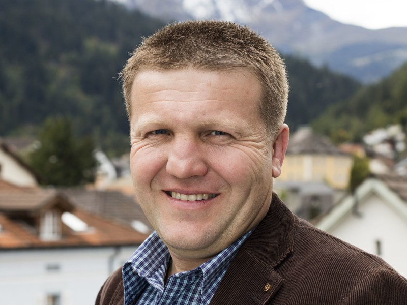Thusis: Curdin Capaul neuer Gemeindeammann