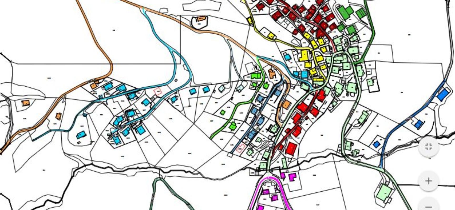 Flerden: Neue Hausnummern + Straßennamen