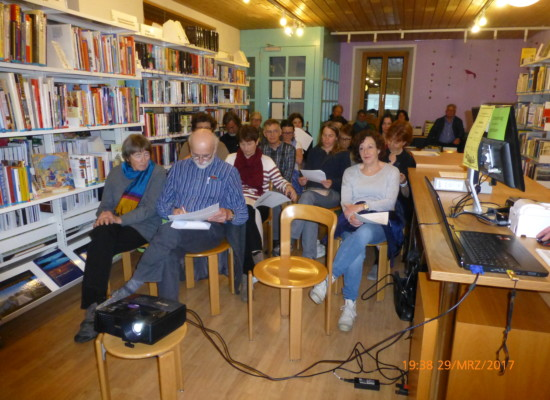 30 Jahre Regionalbibliothek Thusis