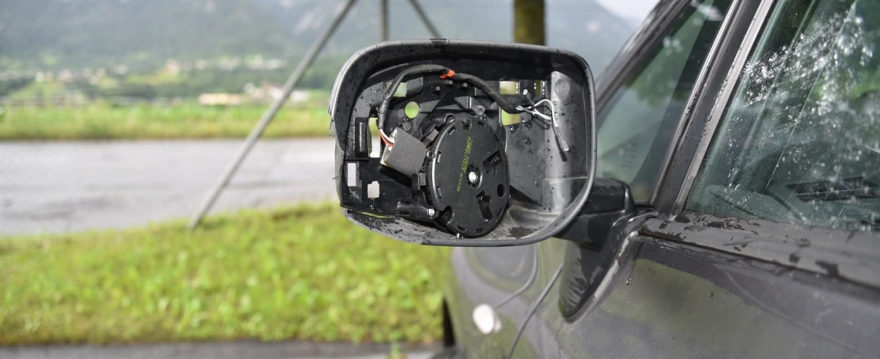 Unfallflucht in Bonaduz auf der A13?