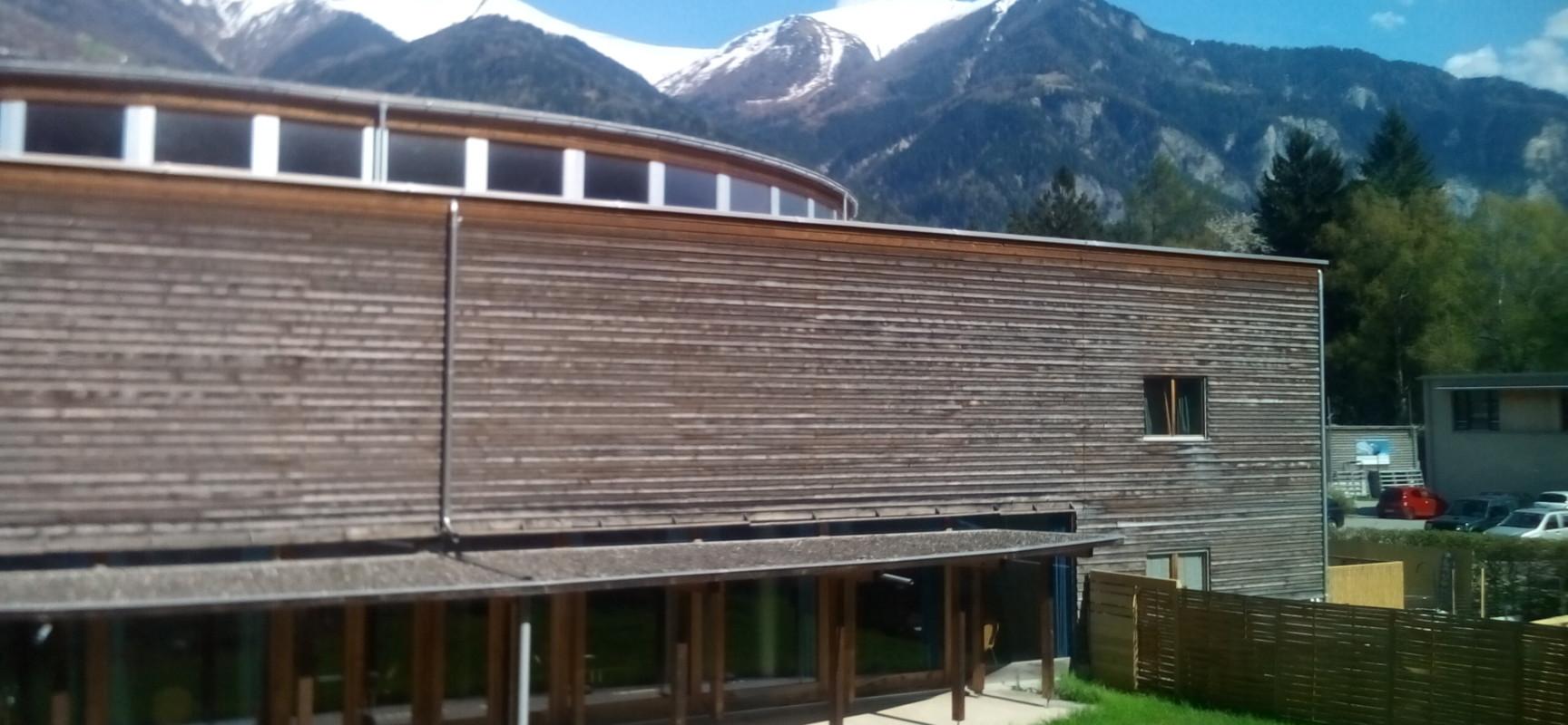 Cazis, GraubündenVieh / Viehvermarktungszentrum: