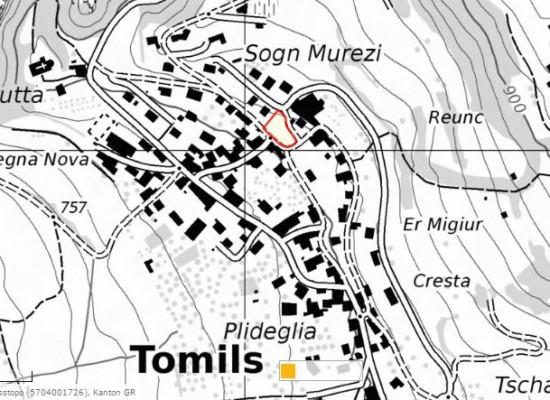 In der Gemeinde Domleschg wird gebaut: