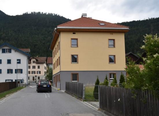 Unfall in Rhäzüns: